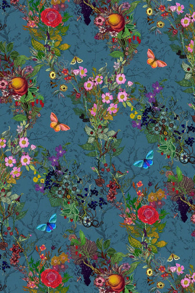 bloomsbury garden | fabric - adorn.house