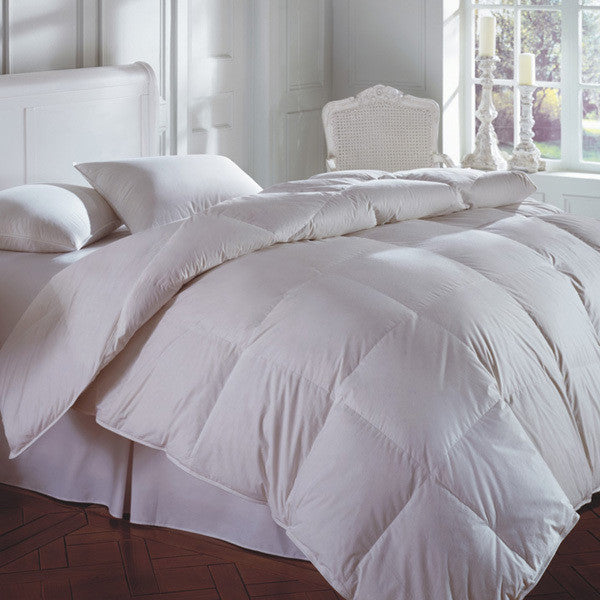 cascada summit 600 fill white goose down comforter, downright, duvet insert, down, - adorn.house