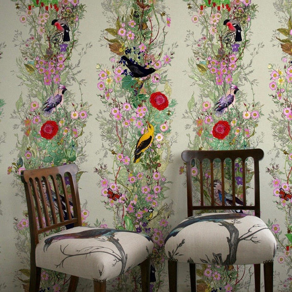 fruit looters wallpaper, timorous beasties, wallpaper, - adorn.house