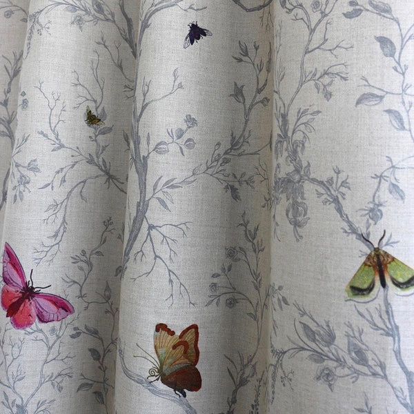 butterflies fabric, timorous beasties, fabric, - adorn.house
