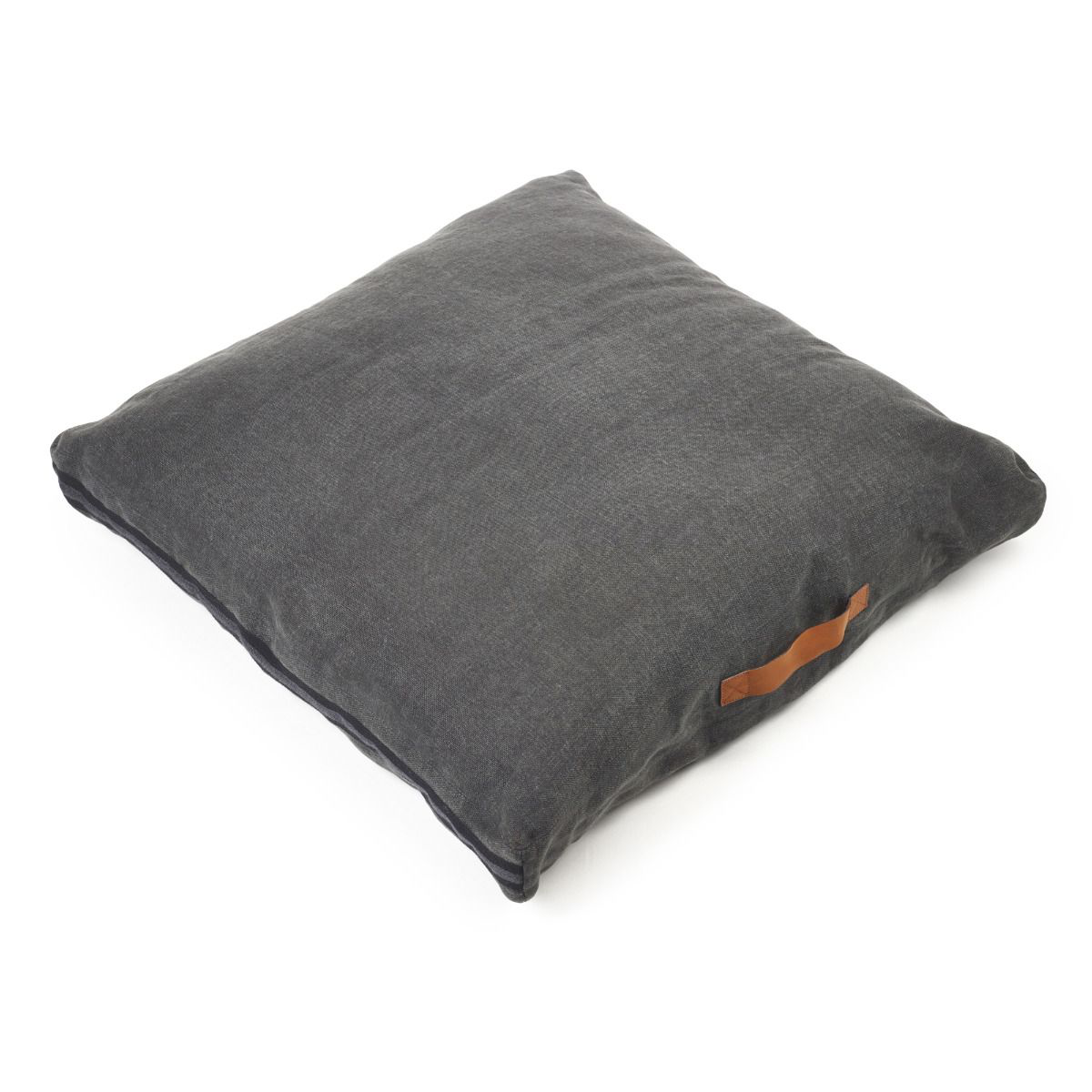 rand floor cushion, libeco, accessories | pillows and cushions, - adorn.house