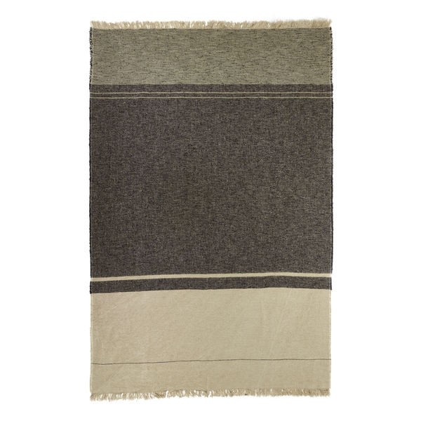 francis throw, libeco, blanket | throw, - adorn.house
