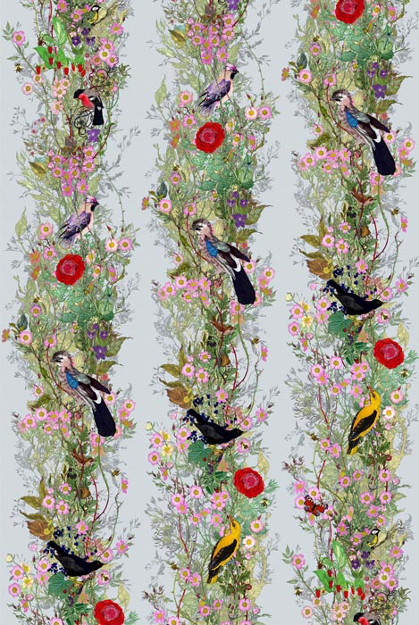 fruit looters fabric - adorn.house