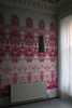watercolor damask | wallpaper panel, timorous beasties, wallpaper, - adorn.house