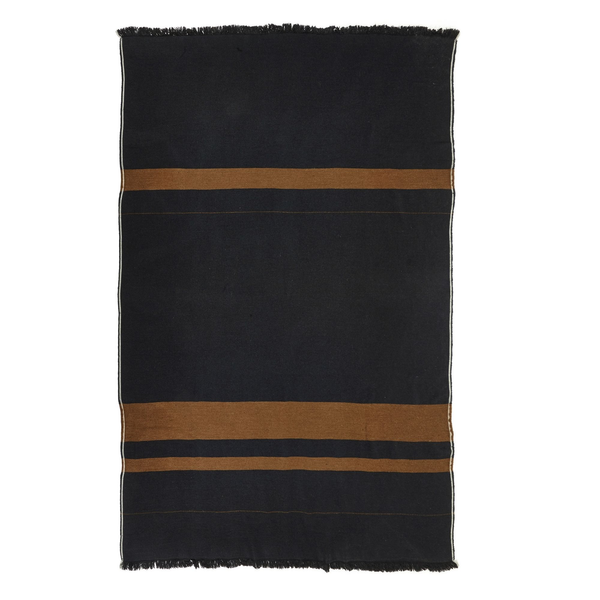 oscar throw, libeco, blanket | throw, - adorn.house