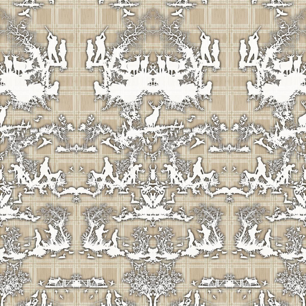 open season | wallpaper, timorous beasties, wallpaper, - adorn.house