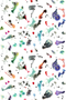 kaleido splodge superwide wallpaper, timorous beasties, wallpaper, - adorn.house