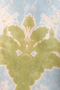 ikat damask | wallpaper panel, timorous beasties, wallpaper, - adorn.house