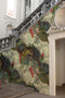tropical clouded leopard superwide wallpaper, timorous beasties, wallpaper, - adorn.house