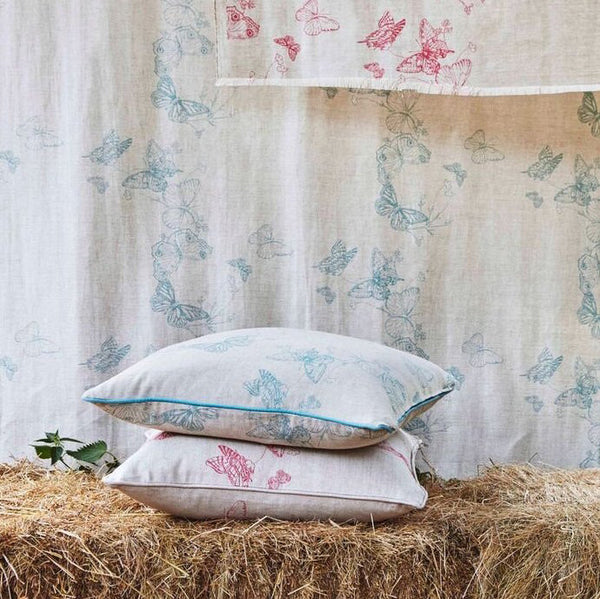 butterflies | fabric, Barneby Gates, fabric, - adorn.house