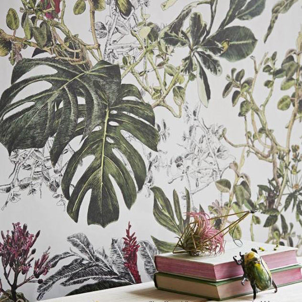seasons, sian zeng, wallpaper, - adorn.house