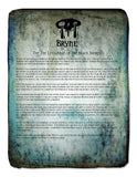 Bryne The Leviathan of The Black Shores Art Print (Autographed)