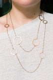 Mercury Hex Necklace