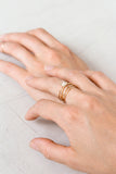 Stacking Spring Ring