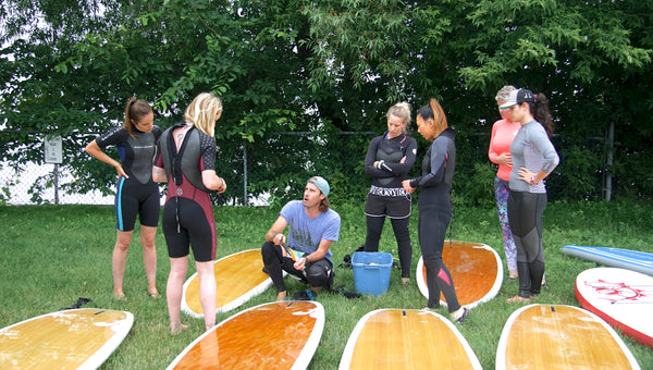 CERTIFICATION PADDLE CANADA 2019 - Instructeur en eau calme