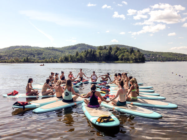 Formation - SUP Yoga