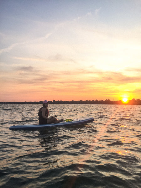 SORTIE - SUP SUNSET 2020