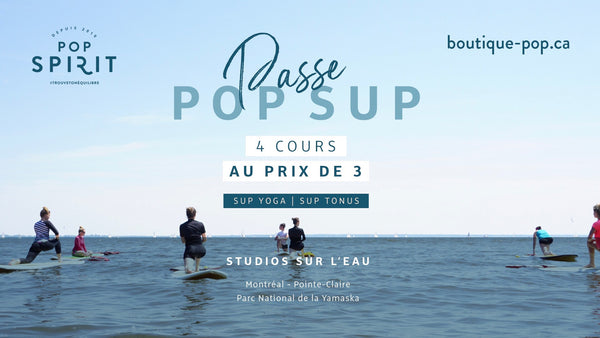 PASSE POP SUP - multi-cours