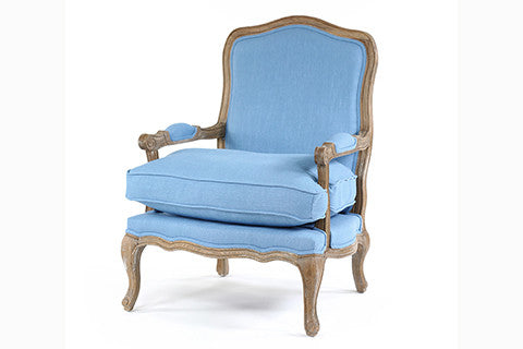 French Provincial Adele Occasional Chair