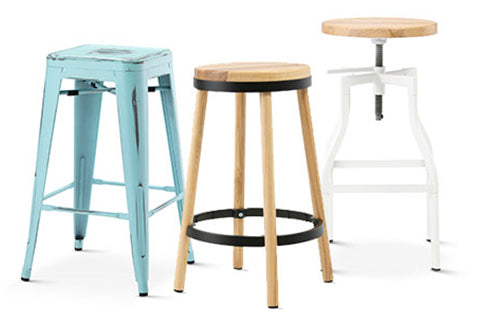black mango bar stools