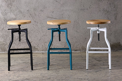 Tolix Replica Xavier Pauchard Stool