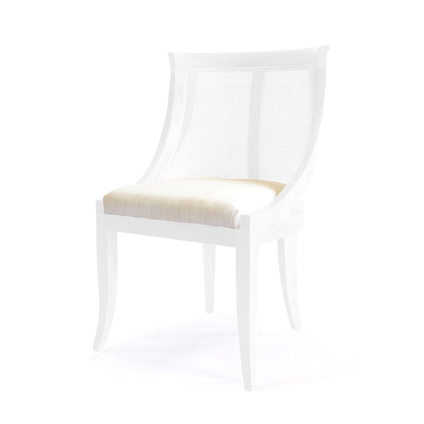 PRE-ORDER MARCH 2021 ARRIVAL Madrid Side Chair White