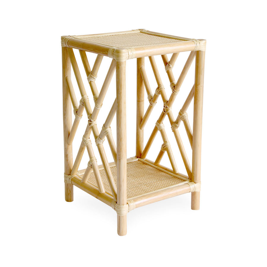 Chippendale Side Table Natural