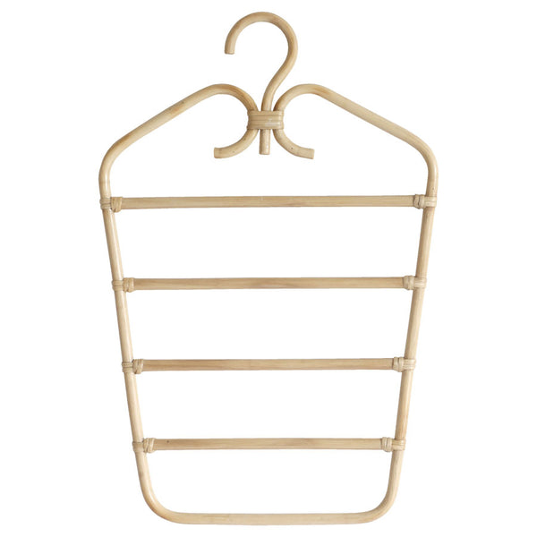 5 Step Ladder Rattan Hanger