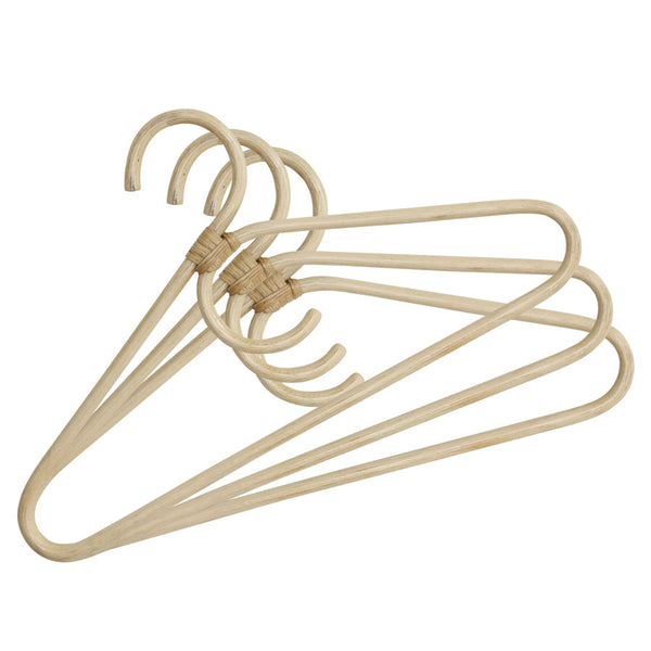 Rattan Hanger Adult | Set of 3