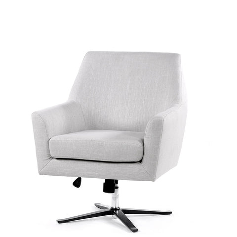 Ava Swivel Chair Taupe