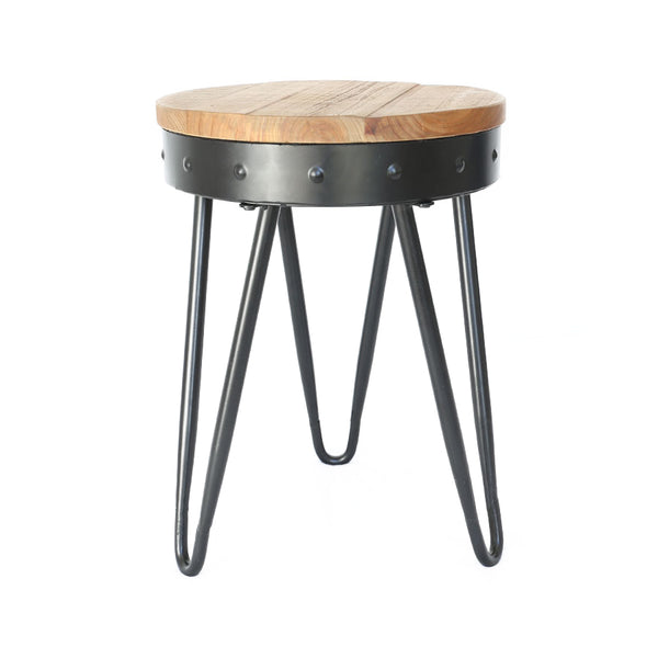 Banjo Side Table/Stool