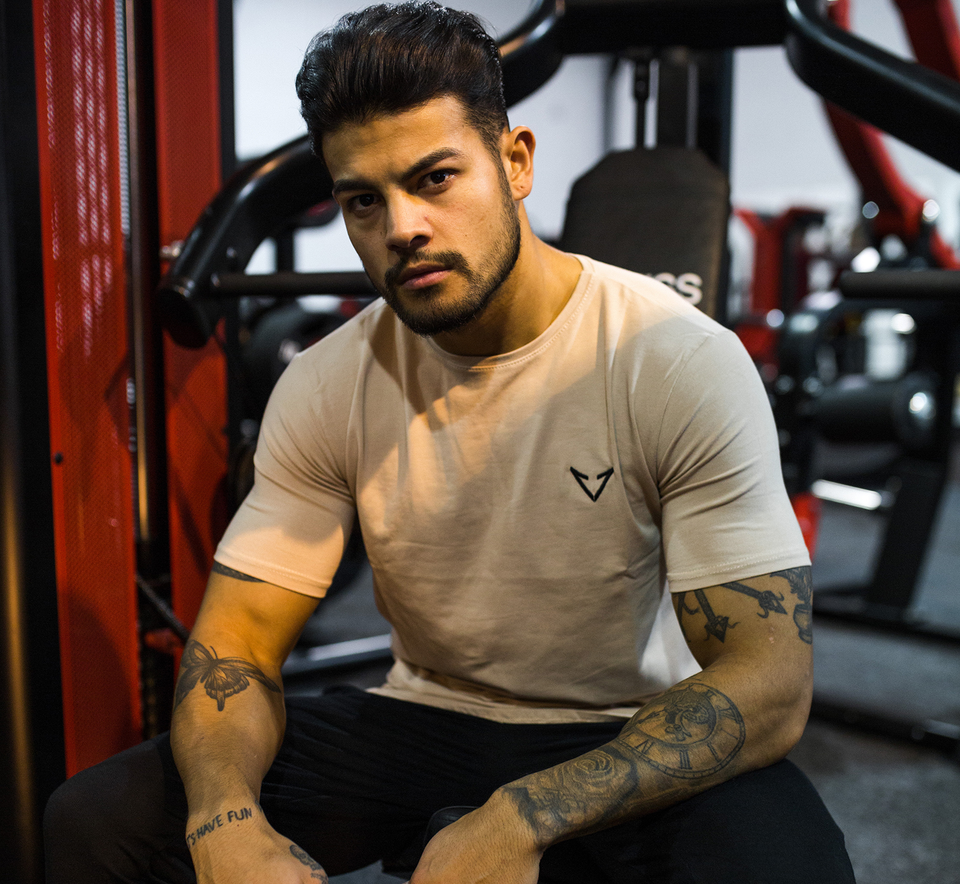 The Creed Collection Of Men's Gym Apparel | Vypex