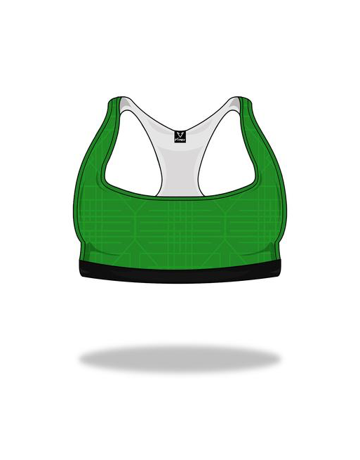 Vypex® Divine Leggings & Sports Bra Set - Green