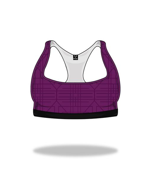 Vypex® Divine Sports Bra - Purple