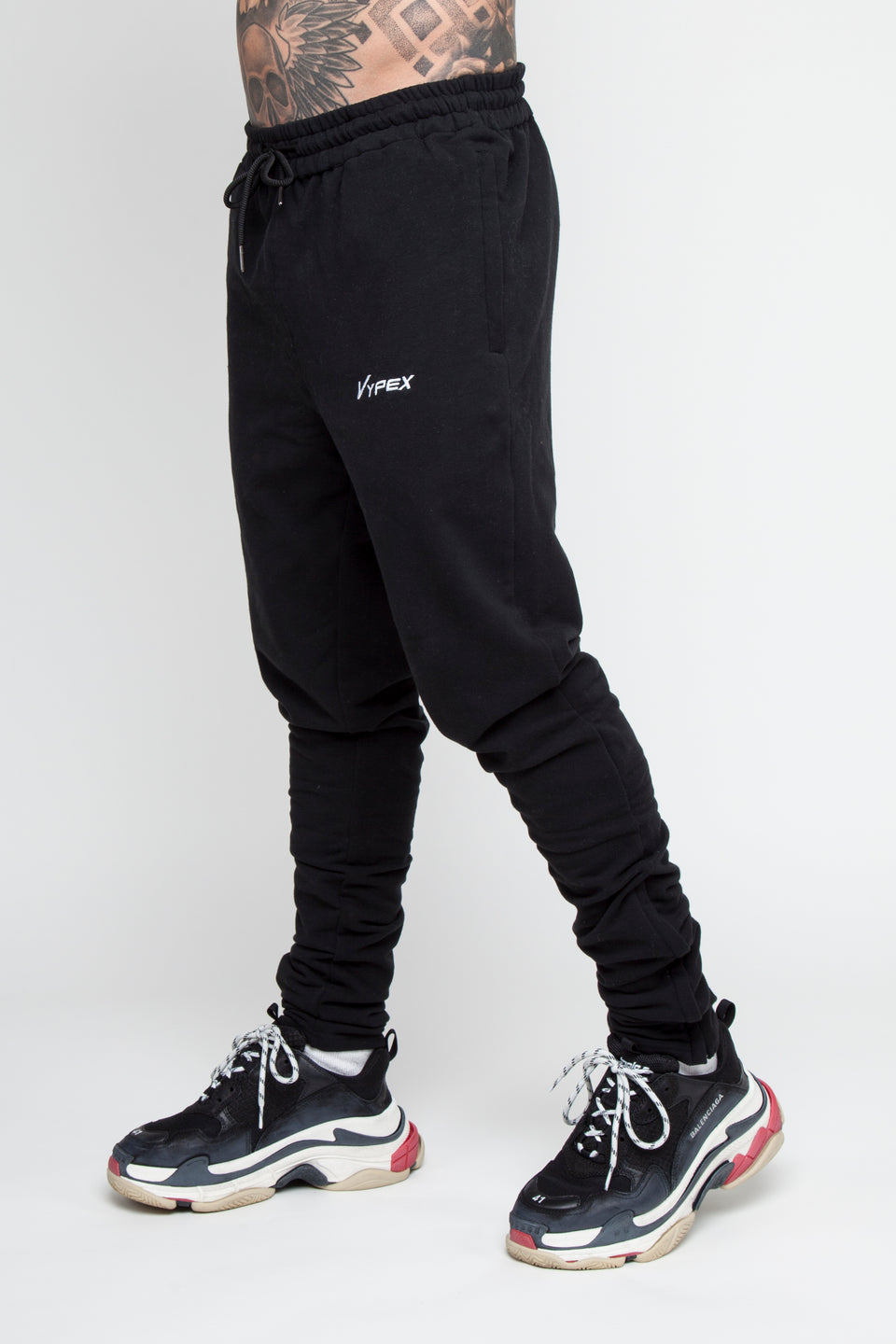 Vypex® Impression V2 Bottoms - Black/Black