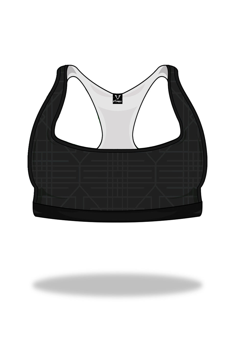 Vypex® Divine Sports Bra - Black