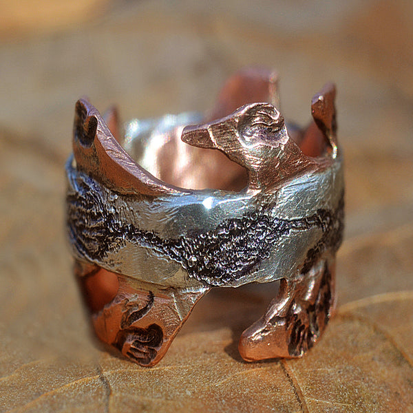 MIXED METAL RINGS