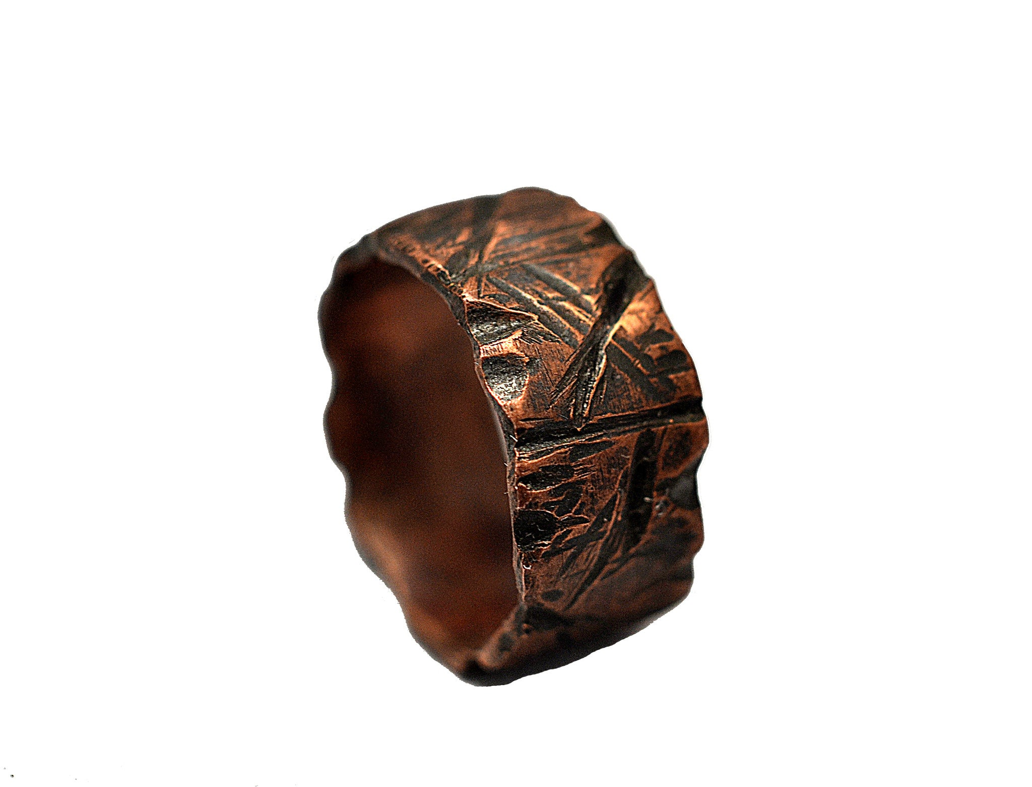Men's Copper Ring