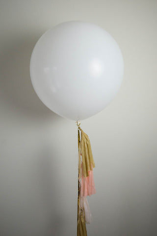 The Champagne Balloon