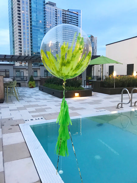 Create Your Own Infused Cocktail Balloon