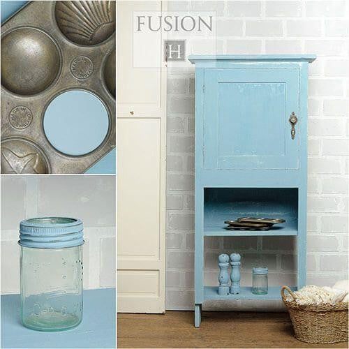 Fusion Mineral Paint- Champness - One More Time Vintage