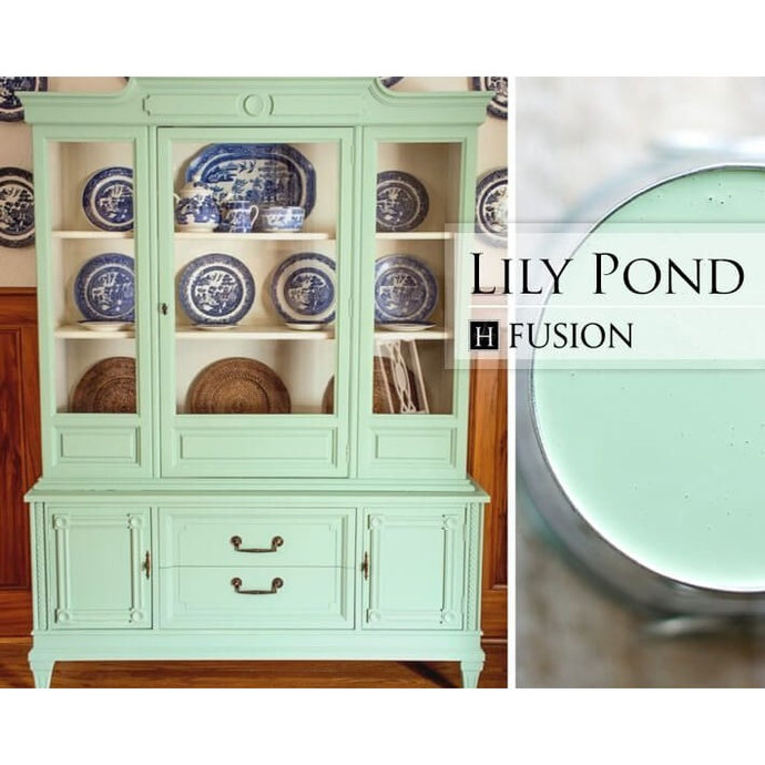 Fusion Mineral Paint- Lily Pond - One More Time Vintage