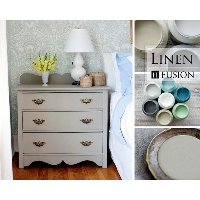 Fusion Mineral Paint- Linen - One More Time Vintage