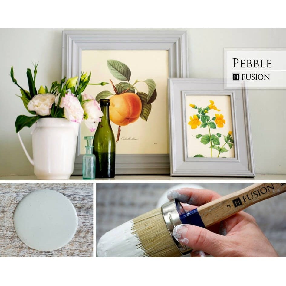 Fusion Mineral Paint- Pebble - One More Time Vintage