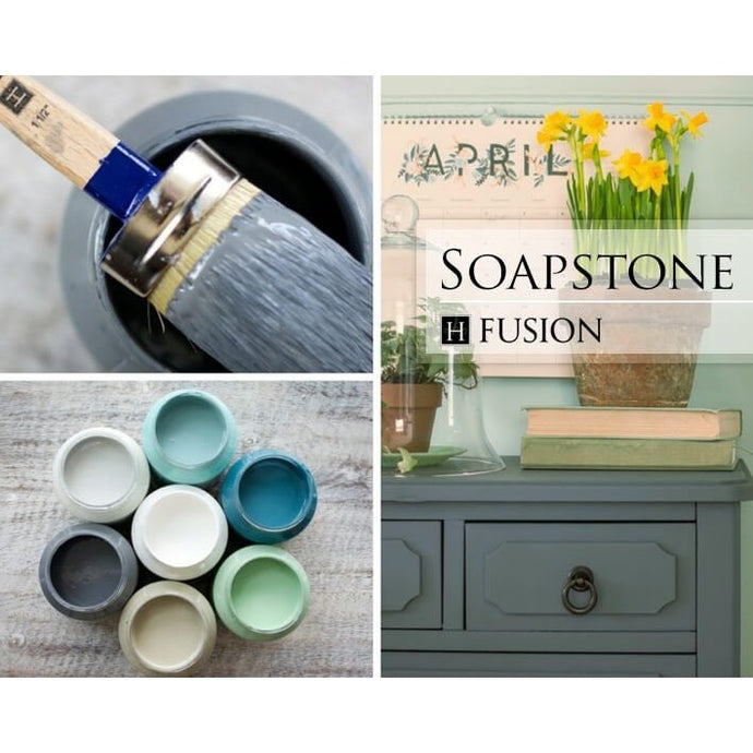 Fusion Mineral Paint- Soapstone - One More Time Vintage