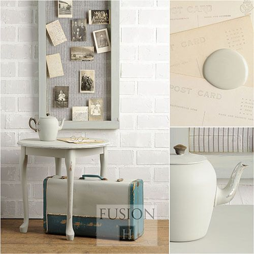 Fusion Mineral Paint- Bedford - One More Time Vintage