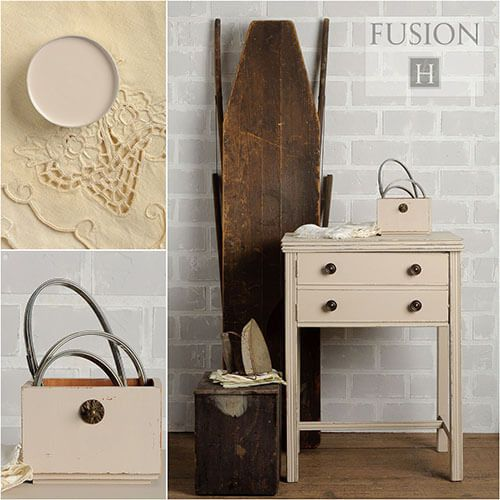 Fusion Mineral Paint- Cathedral Taupe - One More Time Vintage