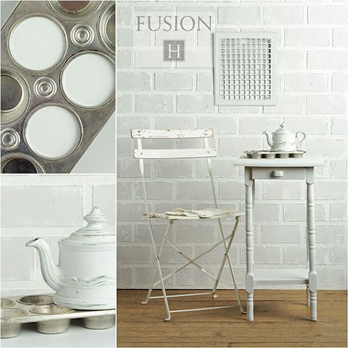 Fusion Mineral Paint- Lamp White - One More Time Vintage