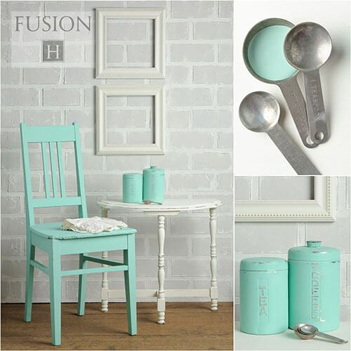 Fusion Mineral Paint- Laurentien - One More Time Vintage
