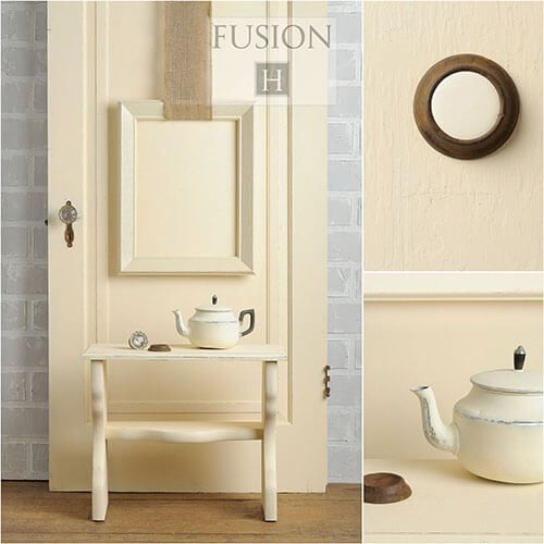 Fusion Mineral Paint- Limestone - One More Time Vintage